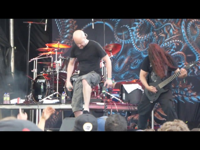 Meshuggah - Violent Sleep of Reason (Live) Montebello Rockfest, June 24th 2017