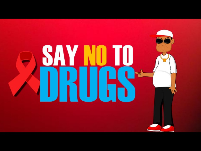 Say No to Drugs (Cartoons for Kids) Red Ribbon Week (Educational Videos for Students Network) (CN)