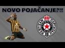 Gerard Gohou NOVI IGRAC FK PARTIZANA