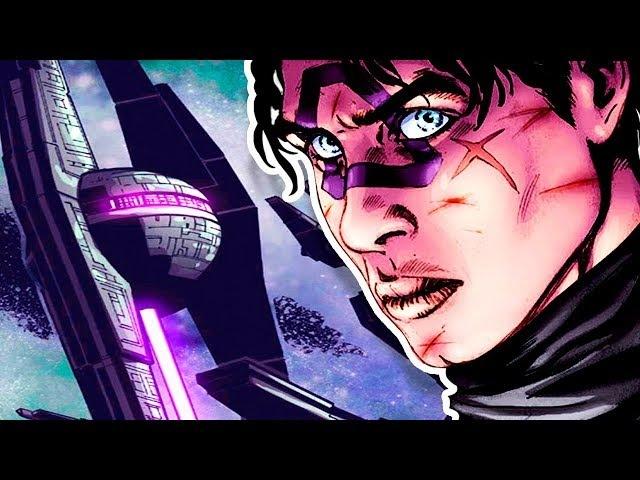 ДЖЕ'ДАЙИ: ИЩЕЙКА СИЛЫ против СТРАННИКОВ. Звёздные Войны \ STAR WARS. Dark Horse Comics. Ч.3
