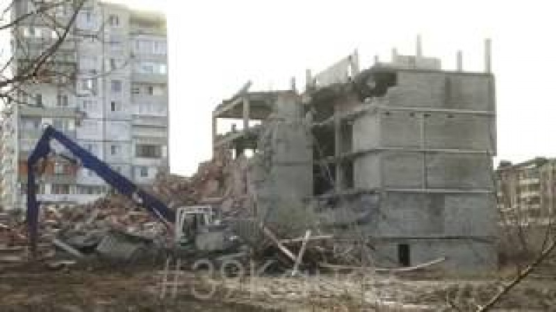 Кубанским застройщикам предложат достроить брошенные дома