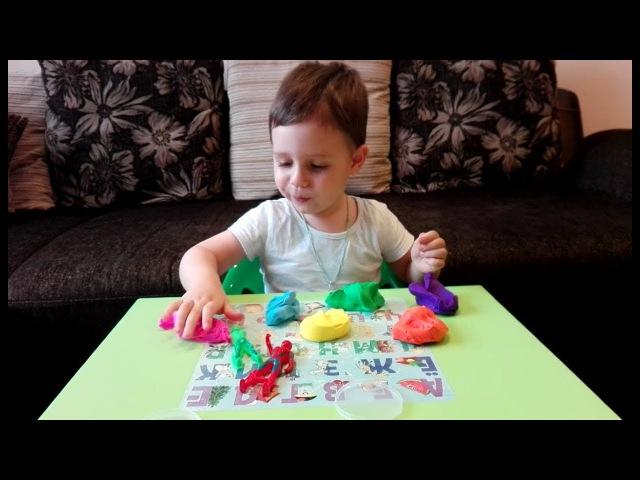 Жвачка для рук цветные шарики прыгающая игрушка хэндгам Silly Putty Hand Gum toy bouncing