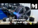 AMAZING Wheel Repair Process AWESOME Rims Repair Skills Compilation