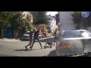 Драка в Балаклаве, пьяная компания нарволась 15.09.2017, Севастополь