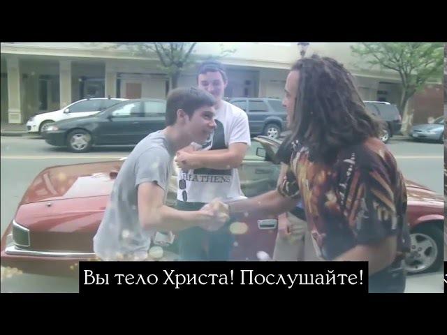 Дэн Молер Церковь проснись (русский -субтитры и звук)