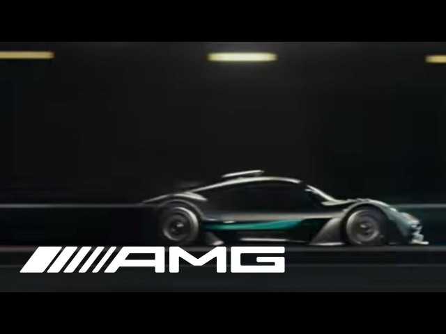 Mercedes-AMG Project ONE – The Vision