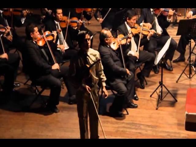 Oskar Rieding Concertino с оркестром