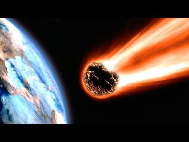 Падение метиорита на Землю Комета Астероид Что произошло в мире ЧТО ЕСЛИ МЕТЕОРИТ упадет на ЗЕМЛЮ