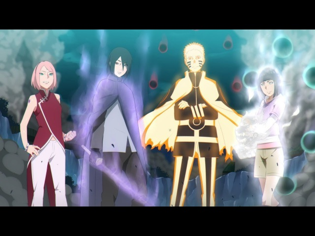 Boruto 「AMV」 - Naruto Sasuke and Sakura - 7 Years
