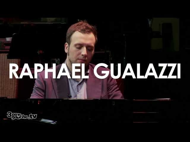 Raphael Gualazzi Rainbows Acoustic Live in Paris