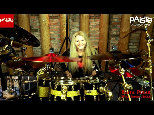 PAISTE - Beata Polak Plays