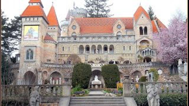 Tavaszi séta a Bory várban.