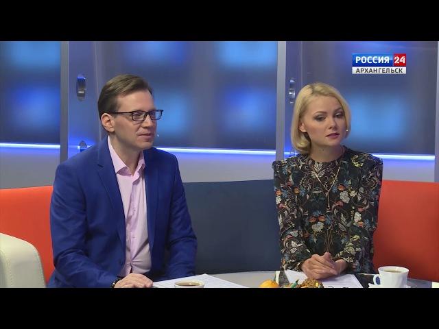 Гость программы - Игорь Угольников, председатель жюри кинофестиваля Arctic open