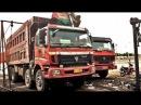 ГРУЗОВИКИ в КИТАЕ фуры легковушки и дороги Поднебесной Тракс ТВ Chinese trucks and highways