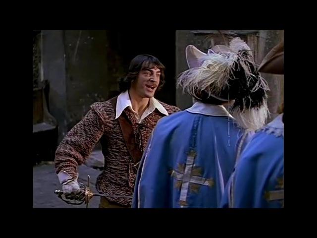 Лучшие эпизоды фильма — «ДАртаньян и три мушкетёра», Одесская киностудия, 1978