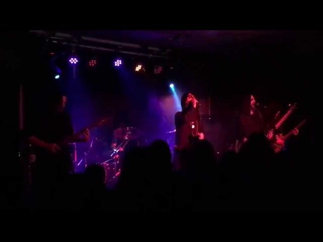 Nightbringer - Et Nox Illuminatio Lantern of Eden's Night Live @ Nambucca, London 20.11.2015