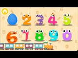 Kids learn Numbers - Educational Game for little Kids with