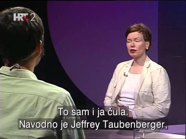 Na Rubu Znanosti - Jane Burgermeister, tragom svinjske gripe