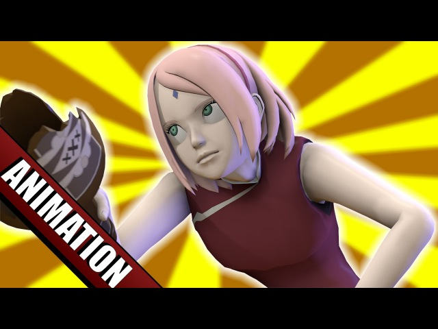 SFM Naruto Sakura's Love Problem ft GaoGaiKingTheGreatVA SeigiVA PM Seymour
