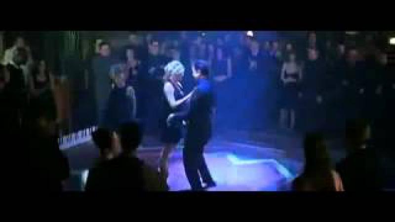 Взрыв из прошлого - танец