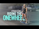 Brooke Ence - Riding the Onewheel