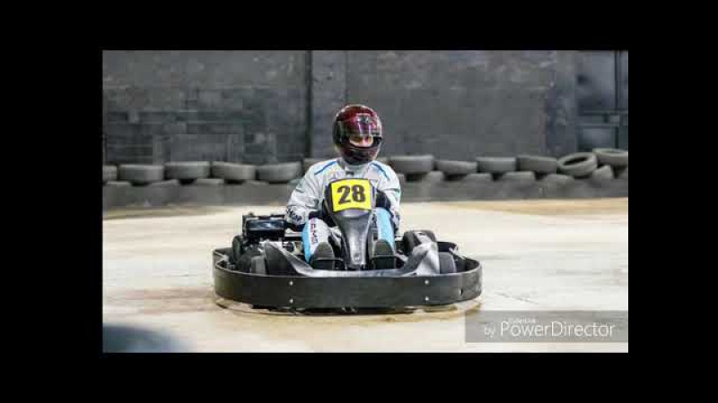 Гонка автосалонов. Turba Karting Hall