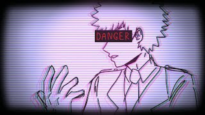DANGER   meme [sketch][FlipaClip] BNHA