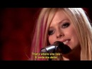 Avril Lavigne - Nobody's Home (Acoustic Live) - Legendado em PT/ENG