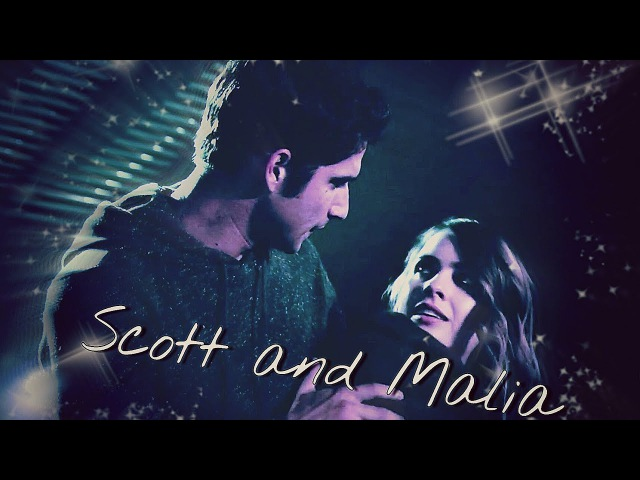Скотт и Малия ❤ /Скалия /Волчонок