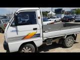 GM Daewoo Labo long cargo 2012
