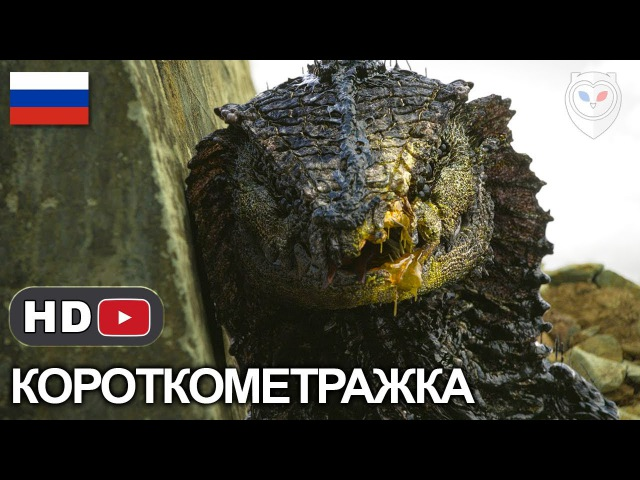 Ракка - Короткометражка, Русская озвучка Alexfilm (2017) Нил Бломкамп