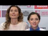 Фильм о Евгении Медведевой и Этери Тутберидзе (1+1, МАТЧ ТВ)