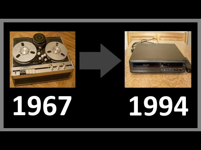 Почти ВСЕ видеомагнитофоны СССР (1967-1994)