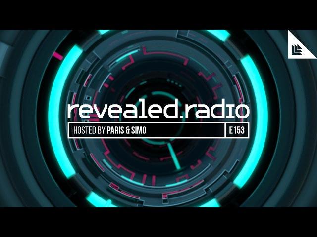 Revealed Radio 153 - Paris Simo