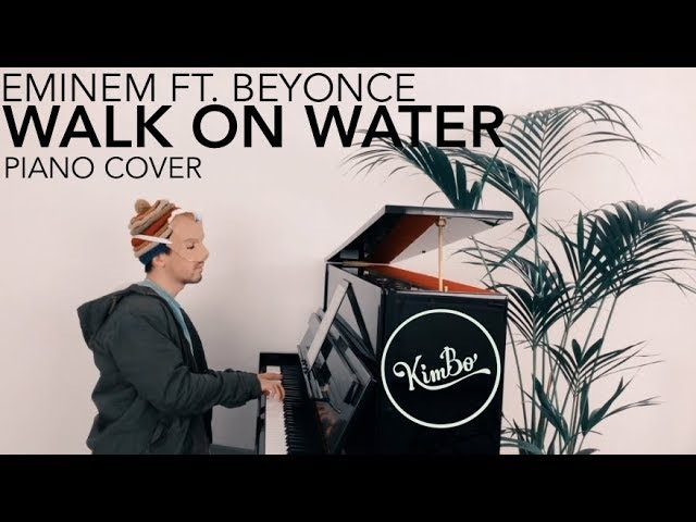 Eminem ft. Beyonce - Walk On Water (Piano Cover) SHEETS