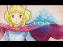 Ni no Kuni II Revenant Kingdom Evan Character Trailer PS4 PC