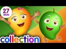 Mango Song Learn Fruits for Kids and Many More Nursery Rhymes Kids Songs by ChuChu TV