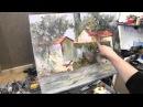 Итальянская деревня курсы живописи и рисунка в Москве и Питере рисование онлайн Сахаров