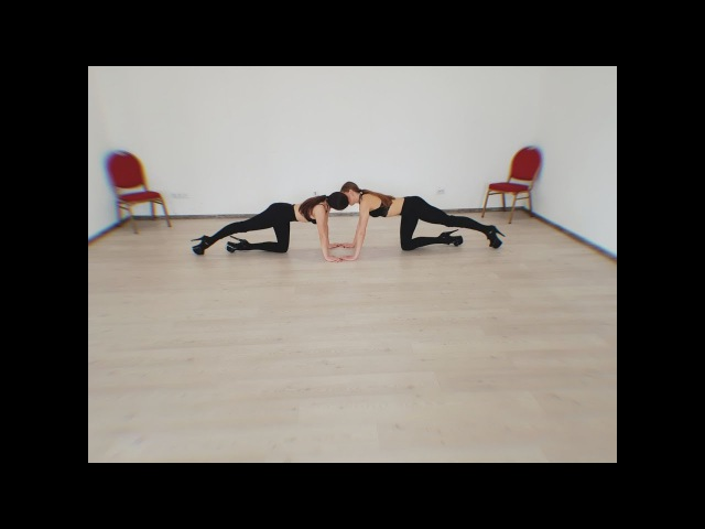 МОВЧАТИ \ Strip plastic by Lili Nikolayeva Nikitova \ СКРЯБІН \ ІРИНА БІЛИК \ STRIP DANCE