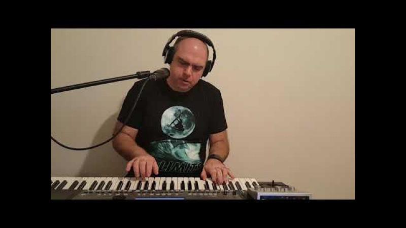 Ах, какая женщина (Вячеслав Добрынин) cover - Александр Килинкаров - Korg PA600QT - live