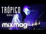 PIONAL DJ set from the beach at Festival Trópico   Acapulco, Mexico