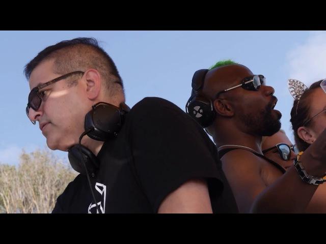 Green Velvet B2B Doc Martin Live From Groovecruise LA