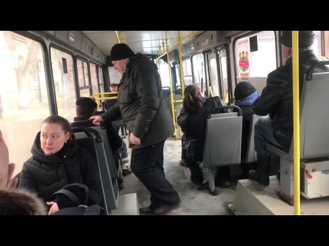 Ростовский троллейбус / Rostov trolleybus