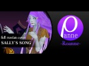 【Roanne】– Sally's Song (The Nightmare Before Christmas) RUS