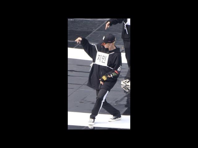 170924 방탄소년단 (BTS) MIC Drop 사복 드라이 리허설 [지민] JIMIN 직캠 Fancam (대전슈퍼콘서트) by Mera