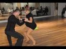 PREGNANT WOMAN BALLROOM DANCING (SALSA)