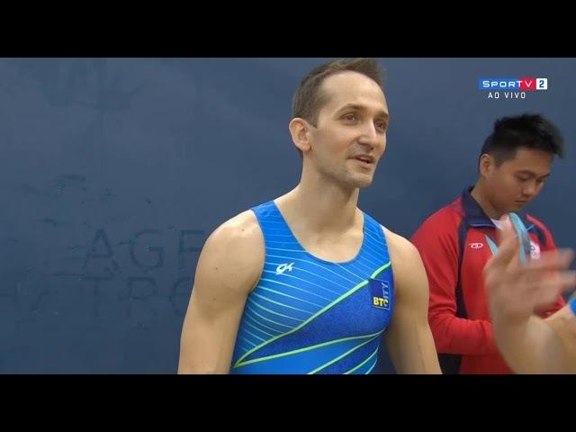 Weng Hao (CHN) PH EF @ Baku 2018