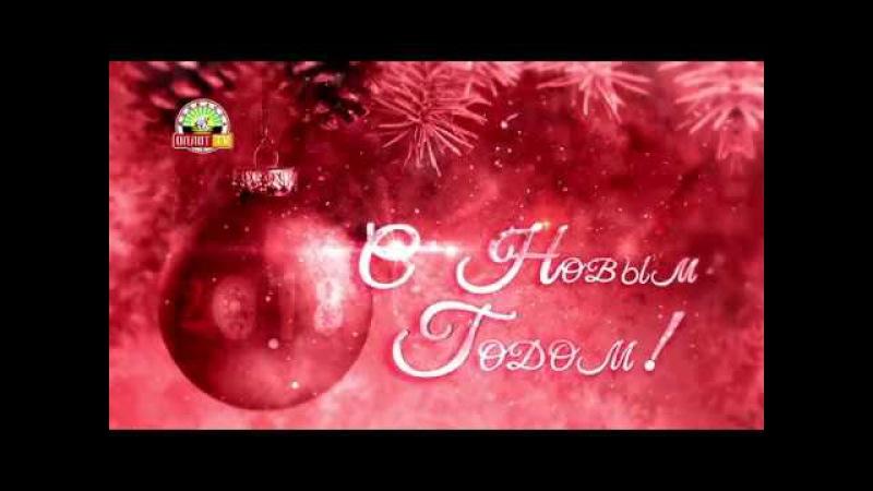 Поздравление с Новым годом: Сергей Завдовеев