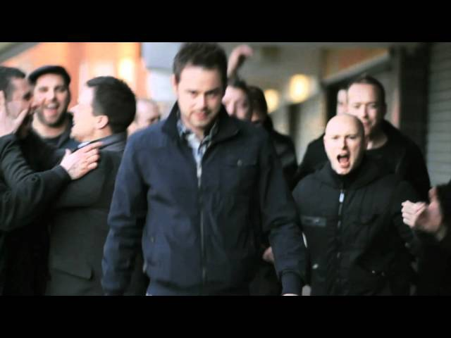 King Jacks - Heroes feat. Danny Dyer (Official Video)