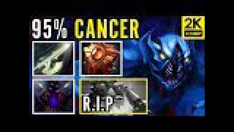 Roaming - Ganking Night Stalker Real Nightmaire RIP Sniper Gameplay by General Navi Dota 2
